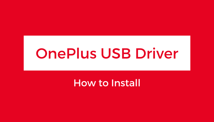 Install-OnePlus-USB-Driver