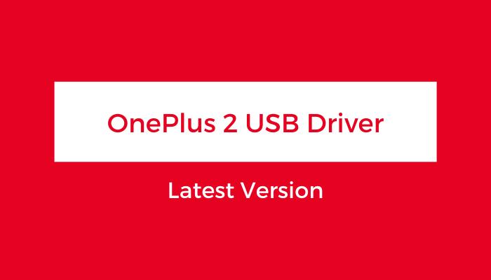 OnePlus-2-USB-Driver